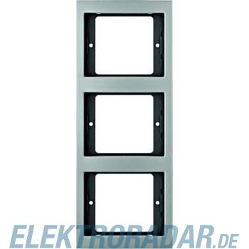 Berker Rahmen Alu 13337003