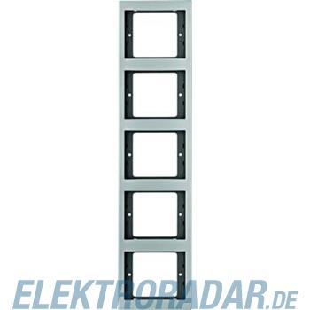 Berker Rahmen Alu 13537003