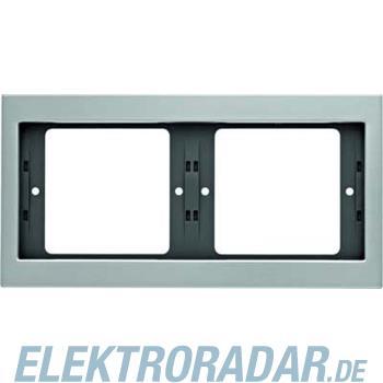 Berker Rahmen Alu 13637003