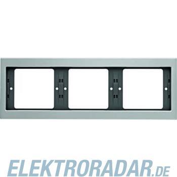 Berker Rahmen Alu 13737003
