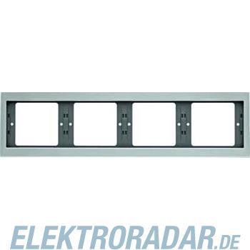 Berker Rahmen Alu 13837003