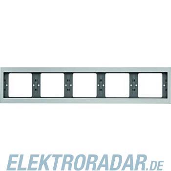 Berker Rahmen Alu 13937003