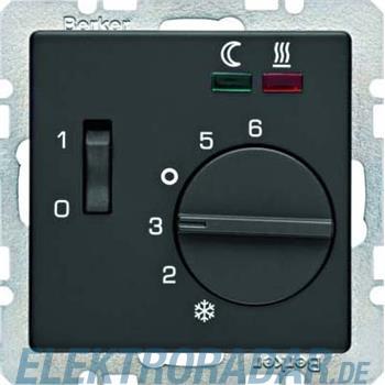 Berker Fußbodentemperaturregler 20346086