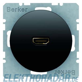Berker Steckdose sw/gl 3315432045