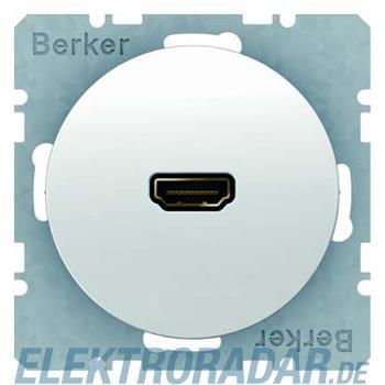 Berker Steckdose pows/gl 3315432089