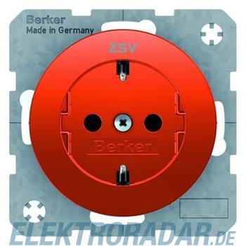Berker SCHUKO-Steckdose or/gl 47432007