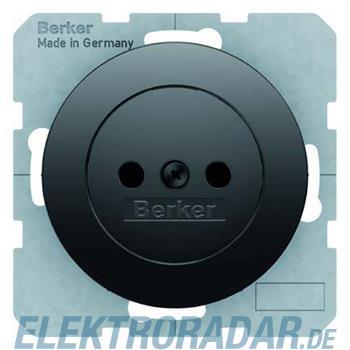 Berker Steckdose sw/gl 6167032045