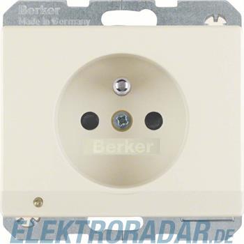 Berker Steckdose ws/gl 6765100002