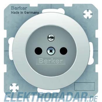 Berker Steckdose pows/gl 6765762089