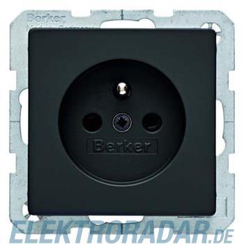 Berker Steckdose anth/sa 6765766086
