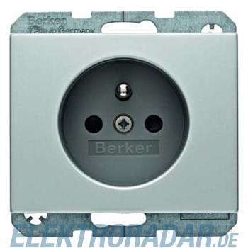 Berker Steckdose Alu 6768757003