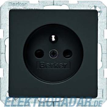 Berker Steckdose anth/sa 6768766086