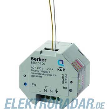 Berker KNX-Funk Schaltaktor UP 85875100