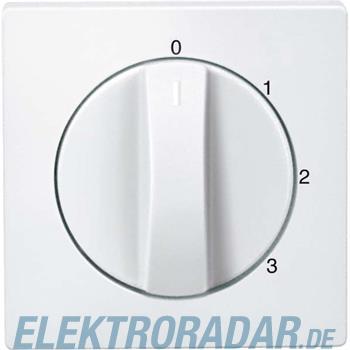 Merten Zentralplatte aluminium 437360