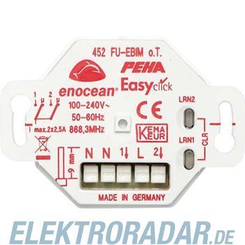 Peha Funk Empfänger UP D 452 FU-EBIM O.T.