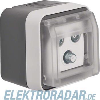 Berker Antennen-Steckdose lgr 12033535