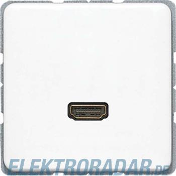 Jung Multimediadose HDMI MA CD 1112 WW