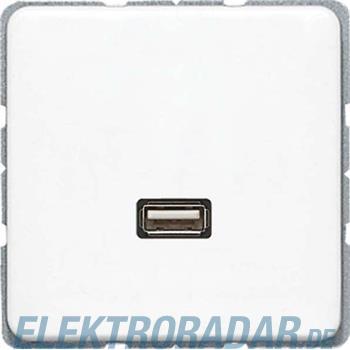 Jung Multimediadose USB MA CD 1122 WW