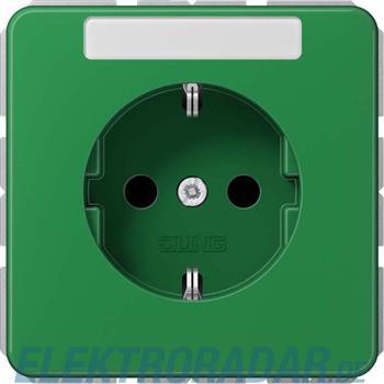Jung SCHUKO-Steckdose 16A250V CD 1520 BFNA GN