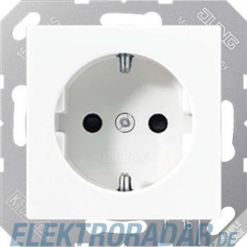 Jung SCHUKO-Steckdose 16A250V CD 5120 BF LG