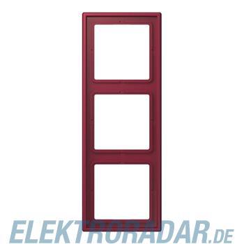 Jung Rahmen 3-fach LC 983 4320M