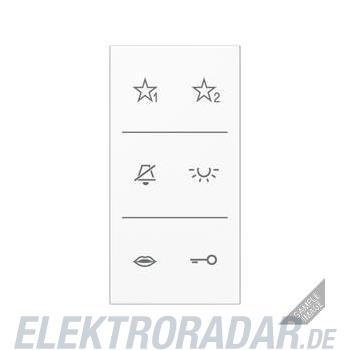 Jung Design-Cover SI A6 AL DC AN