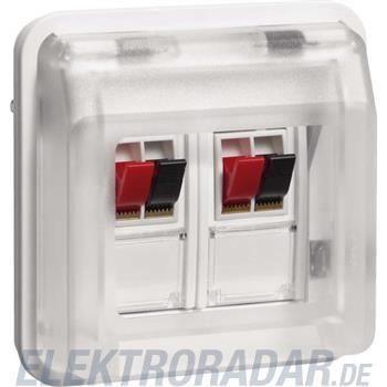Berker Lautsprecher-Anschlußdose 11963532