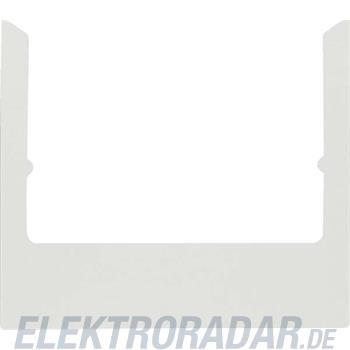 Berker Rahmen eckig alu 13192284
