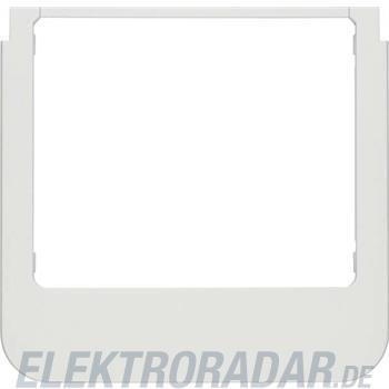 Berker Rahmen abgerundet alu 13196084