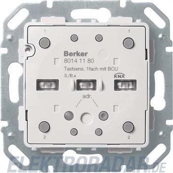 Berker Tastsensor-Modul 1f. 80141180