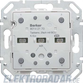 Berker Tastsensor-Modul 2f. 80142170