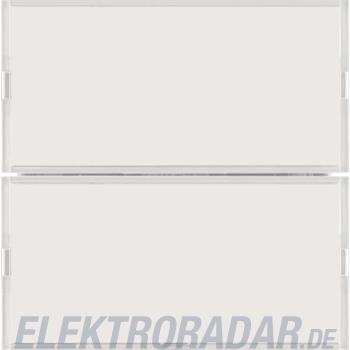 Berker Tastsensor 2f. weiß/pws 80162780