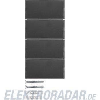 Berker Tastsensor 4f. anth/alu 80164785