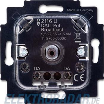 Busch-Jaeger DALI-Potentiometer-Einsatz 2116 U