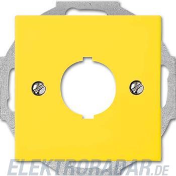 Busch-Jaeger Zentralscheibe gelb 2533-914-15