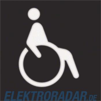 Berker Folie mit Symbol Rollstuhl 19058003
