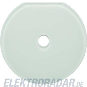 Berker Glas-Endplatte Schalter 109409
