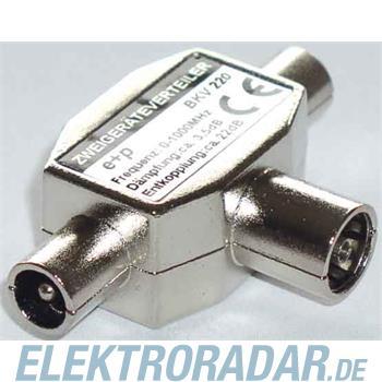 E+P Elektrik TV-Verteiler BKV 220