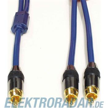 E+P Elektrik Subwoofer-Anschlusskabel B 801/5