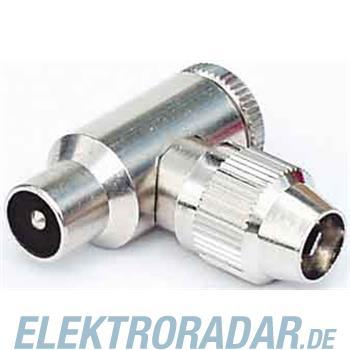 E+P Elektrik Koax-Winkelstecker BK 7
