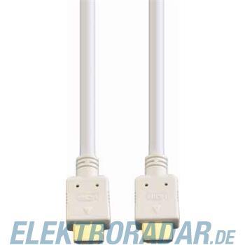 E+P Elektrik HDMI-Verbindungskabel HDMI 1 W Bli.1