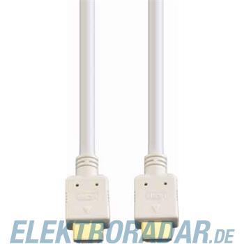 E+P Elektrik HDMI-Verbindungskabel HDMI 1/3 W Bli.1