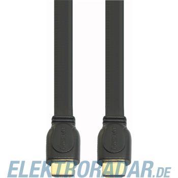 E+P Elektrik HDMI-Flachkabel sw HDMF 1/5 Bli.1