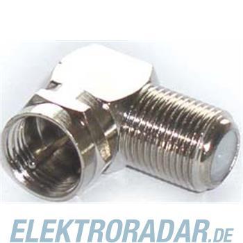 E+P Elektrik F-Winkeladapter Stecker + F 5