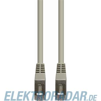 E+P Elektrik Patchkabel Cat.6 7,5m gr CC 142/7 grau