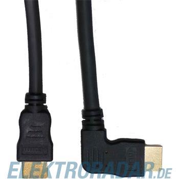 E+P Elektrik HDMI Winkel-Anschlusskabel HDW 1