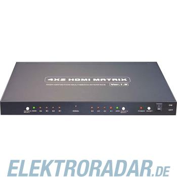 E+P Elektrik HDMI-Matrix-Splitter HDMI 342