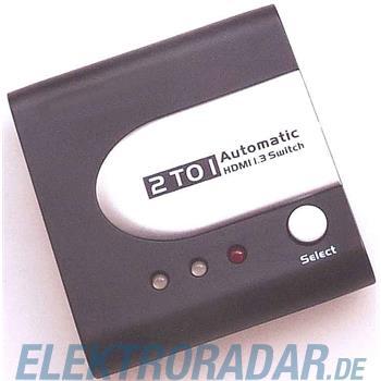 E+P Elektrik HDMI-Automatikumschalter HDMS 21