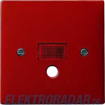 Gira Zentralplatte Zugtast. rt 063843