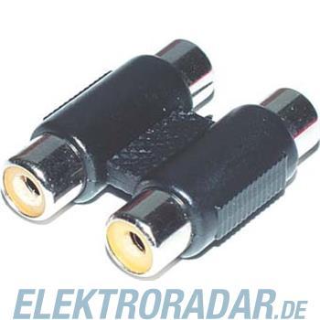 E+P Elektrik Cinch-Doppelkupplung GS 94 LOSE